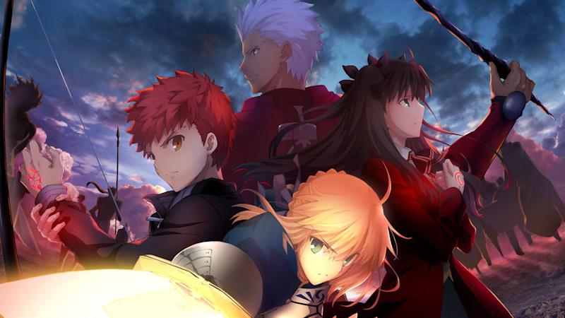 Fate Stay/Night: Unlimited Blade Works