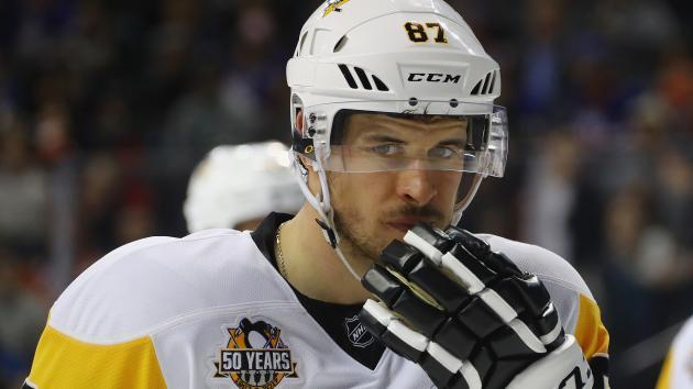 <p>Sidney Crosby responds to criticism from Senators owner Eugene Melnyk</p>