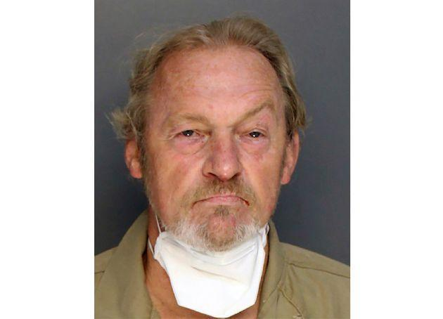 Curtis Edward Smith is seen in this photo provided by the Colleton County Sheriff's Office. (Colleton County Sheriffs Office via AP) (Photo: Associated Press)