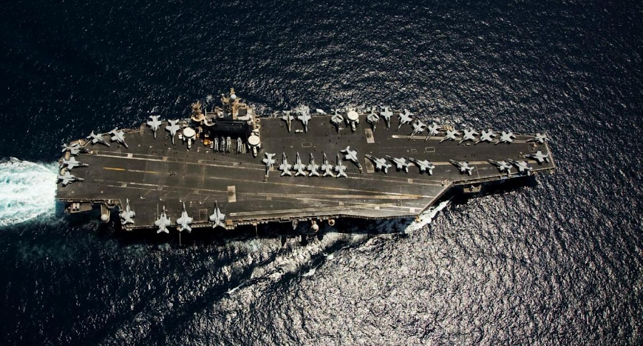 20 Most Powerful Submarines, Aircraft Carriers, Bombers and Fighter Jets EVER