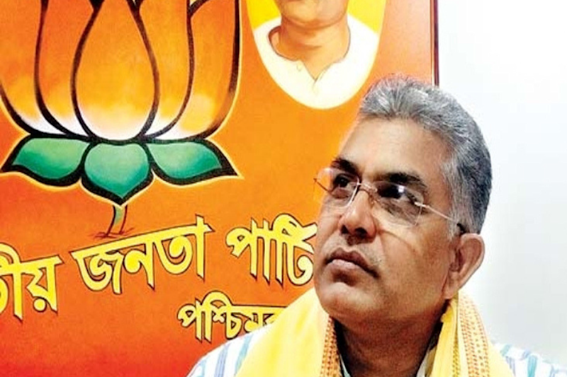Poll Star: Firebrand Dilip Ghosh Has Ignited Hopes in Bengal BJP of 2021 Triumph