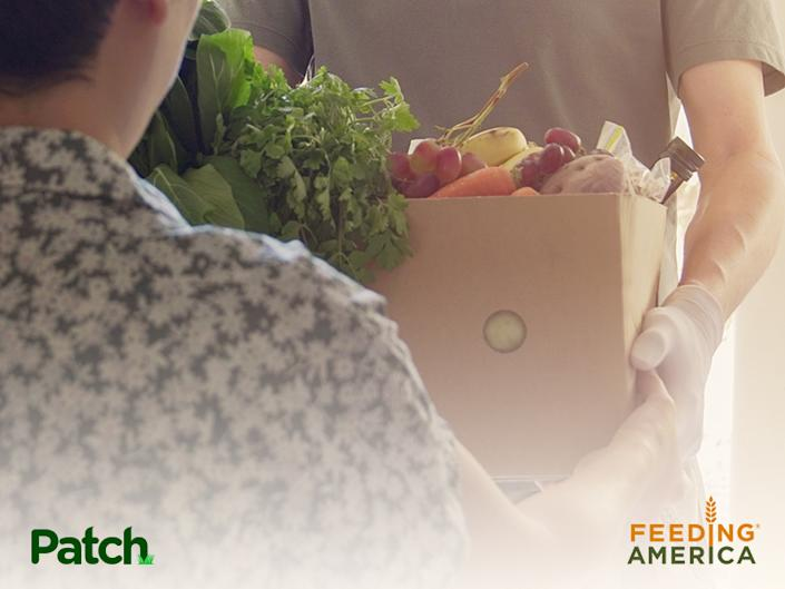 * Fully 100 percent of donations go to Feeding America's member food banks to address hunger in your community.