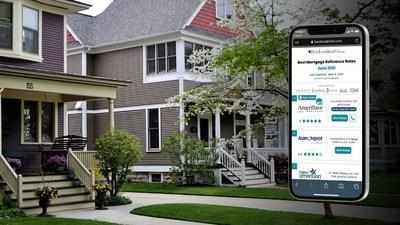 BestLendersFor.com Launches to Provide Real Time, Live Mortgage Rates and Rankings for USA Mortgage Lenders (CNW Group/BestLendersFor.com)