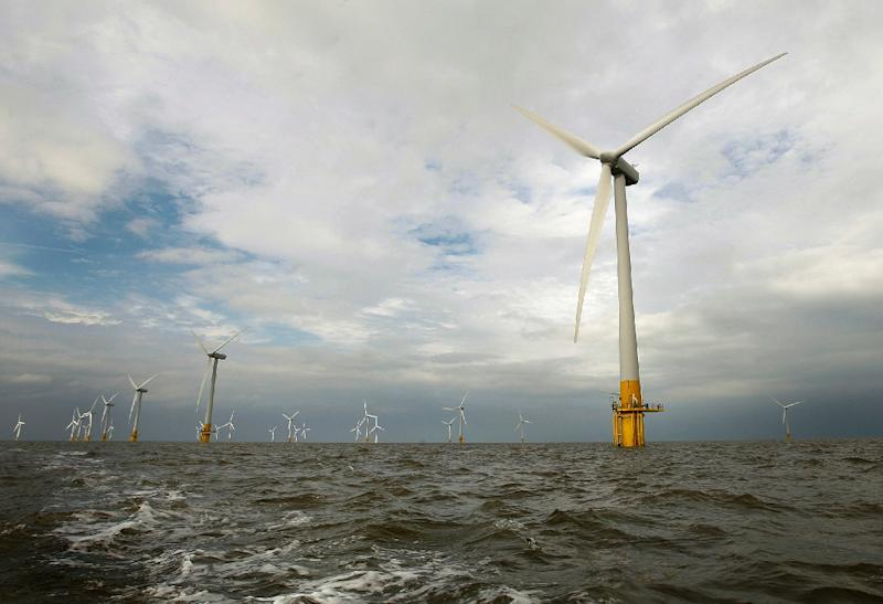 New offshore wind power is now cheaper than nuclear in Britain