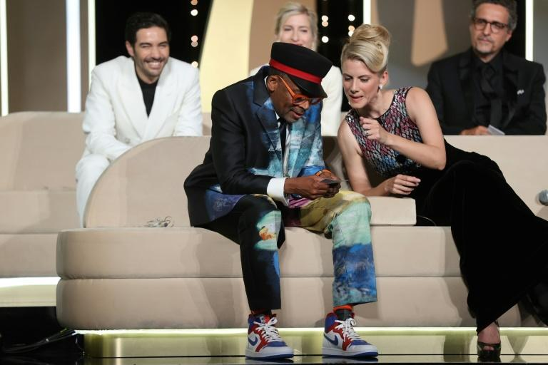 Spike Lee jumped the gun on the announcement