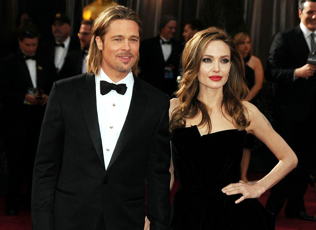 "Angelina Jolie ""hates"" her engagement ring, reveals In Touch. The mag says Jolie had her heart set on an emerald, and thinks Brad Pitt's choice of a diamond ""shows how little he knows her."" For the explosive way she confronted Pitt about the ring, and whether she's now reconsidering getting married, see what a Jolie pal tells <a target=""_blank"" href=""http://www.gossipcop.com/angelina-jolie-hates-engagement-ring-diamond-brad-pitt-robert-procop/"">Gossip Cop</a>."