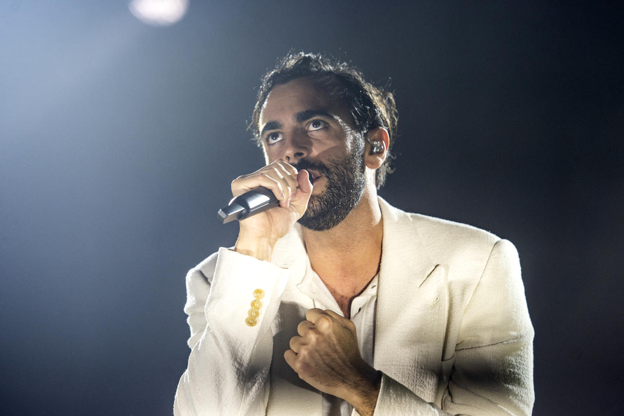 2.585.000 copie per Marco Mengoni (Photo by Ivan Romano/Getty Images)