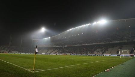 Football - Besiktas v Tottenham Hotspur - UEFA Europa League Group Stage Matchday Six Group C - Ataturk Olympic Stadium, Istanbul, Turkey - 11/12/14 General view of the stadium Mandatory Credit: Action Images / Lee Smith Livepic