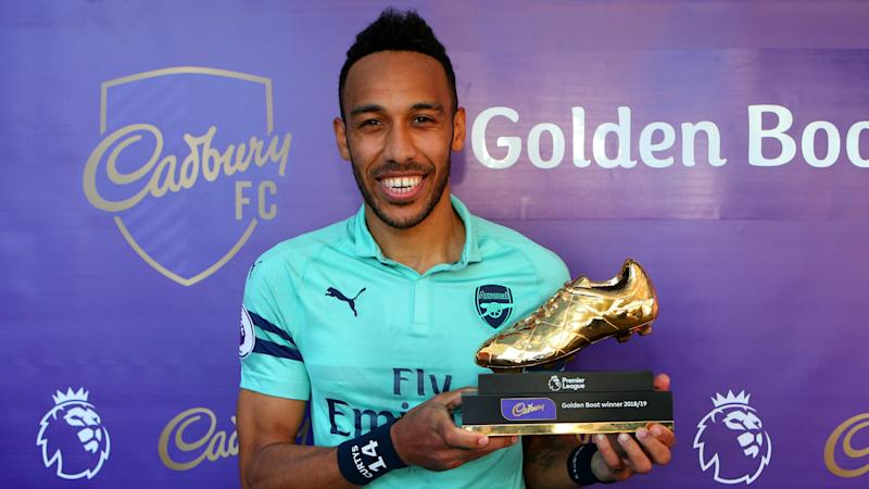 Aubameyang: Sharing the Golden Boot with Salah and Mane is a good sign for Africa