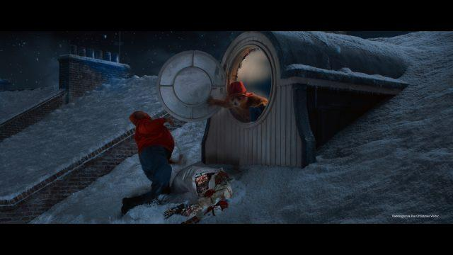 A still from Paddington and the Christmas Visitor (M&S/PA)