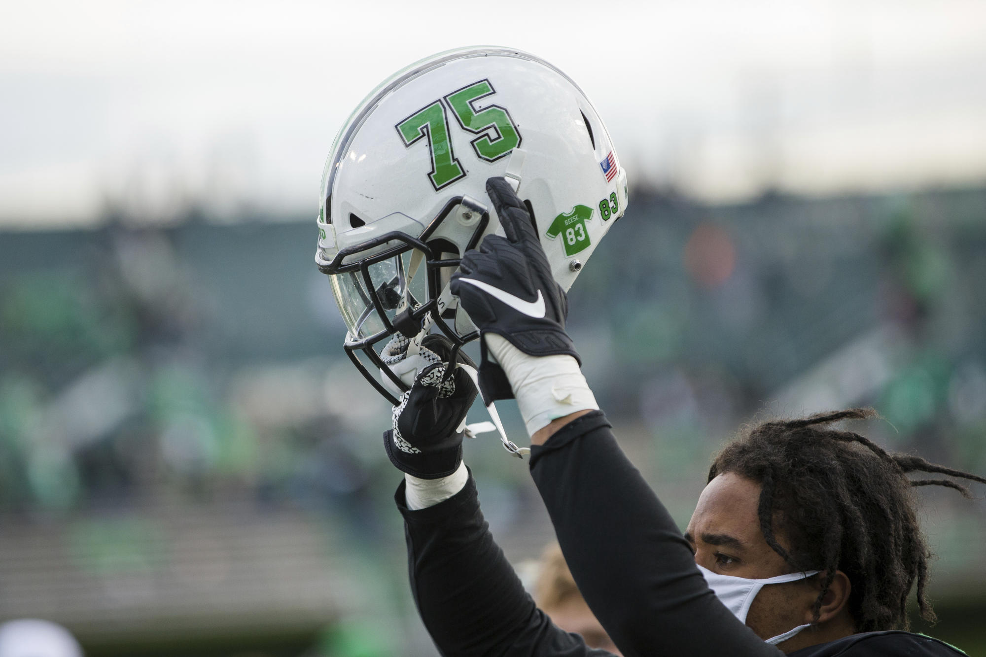 Marshall posts emotional win on 50th anniversary of horrific plane crash