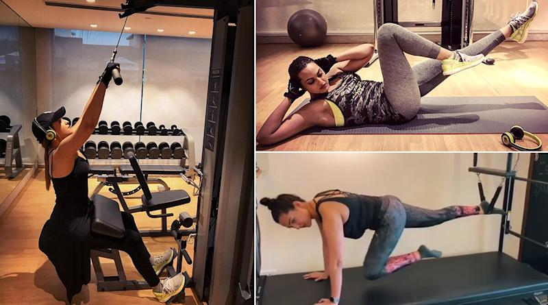 Sonakshi Sinha Birthday Special: Workout And Diet That Keep The Dabangg Girl Fit (Watch Videos)