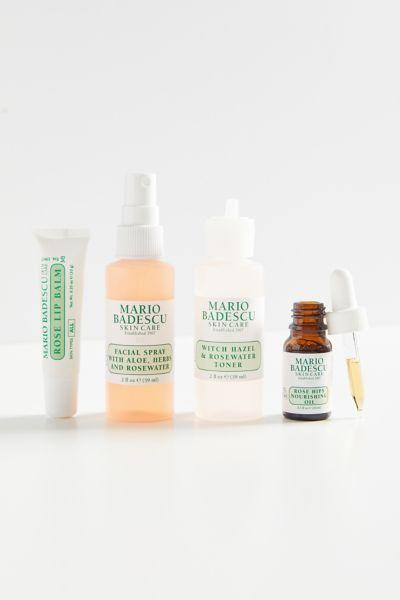 """<h3><a href=""""https://www.urbanoutfitters.com/shop/mario-badescu-mini-must-haves-rose-edition-set"""" rel=""""nofollow noopener"""" target=""""_blank"""" data-ylk=""""slk:Mario Badescu Mini Must-Haves Rose Edition Set"""" class=""""link rapid-noclick-resp"""">Mario Badescu Mini Must-Haves Rose Edition Set</a> </h3><br><br>""""They also pay attention to their skin, so a great gift would be facial or a gift bag with Mario Badescu products,"""" says tarot reader and wellness coach <a href=""""https://www.instagram.com/tarotgraph/"""" rel=""""nofollow noopener"""" target=""""_blank"""" data-ylk=""""slk:Caitlin McGarry"""" class=""""link rapid-noclick-resp"""">Caitlin McGarry</a>.<br><br><strong>Mario Badescu</strong> Mario Badescu Mini Must-Haves Rose Edition Set, $, available at <a href=""""https://go.skimresources.com/?id=30283X879131&url=https%3A%2F%2Fwww.urbanoutfitters.com%2Fshop%2Fmario-badescu-mini-must-haves-rose-edition-set"""" rel=""""nofollow noopener"""" target=""""_blank"""" data-ylk=""""slk:Urban Outfitters"""" class=""""link rapid-noclick-resp"""">Urban Outfitters</a>"""
