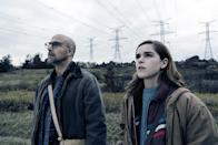 """<p>This Netflix original didn't exactly come out with a bang so much as a thud in early 2019. Still, the Stanley Tucci and Kiernan Shipka starrer is worth a watch if you're in the mood for an apocalypse movie.</p> <p><a href=""""https://www.netflix.com/title/81021447"""" class=""""link rapid-noclick-resp"""" rel=""""nofollow noopener"""" target=""""_blank"""" data-ylk=""""slk:Watch The Silence on Netflix now."""">Watch <strong>The Silence</strong> on Netflix now.</a></p>"""
