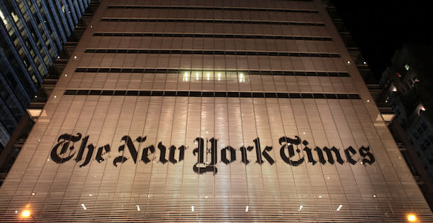 NY Times Union Condemns Paper for Publishing Tom Cotton Op-Ed Urging Military to Crush Protests