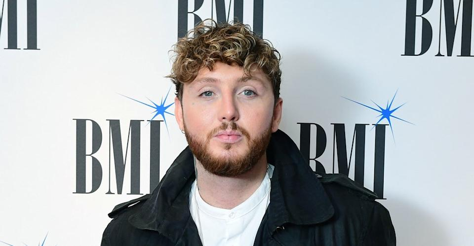 James Arthur pulls out of charity gig due to 'crippling anxiety'