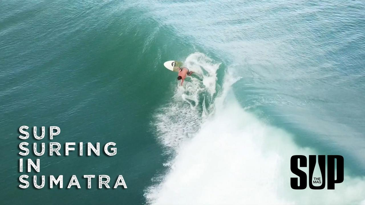Wes Fry, Scotty Con Iballa and Shakira score epic waves in Sumatra.