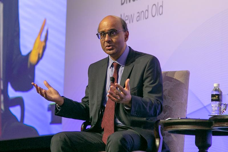 Singapore has to keep the 'escalator' of social mobility moving up: DPM Tharman