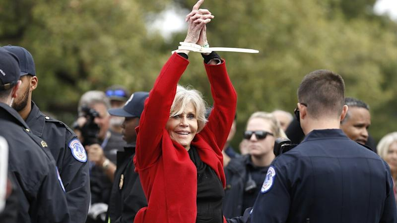 Jane Fonda's Climate Change Protests: A Timeline of Her 'Fire Drill Fridays' and Multiple Arrests