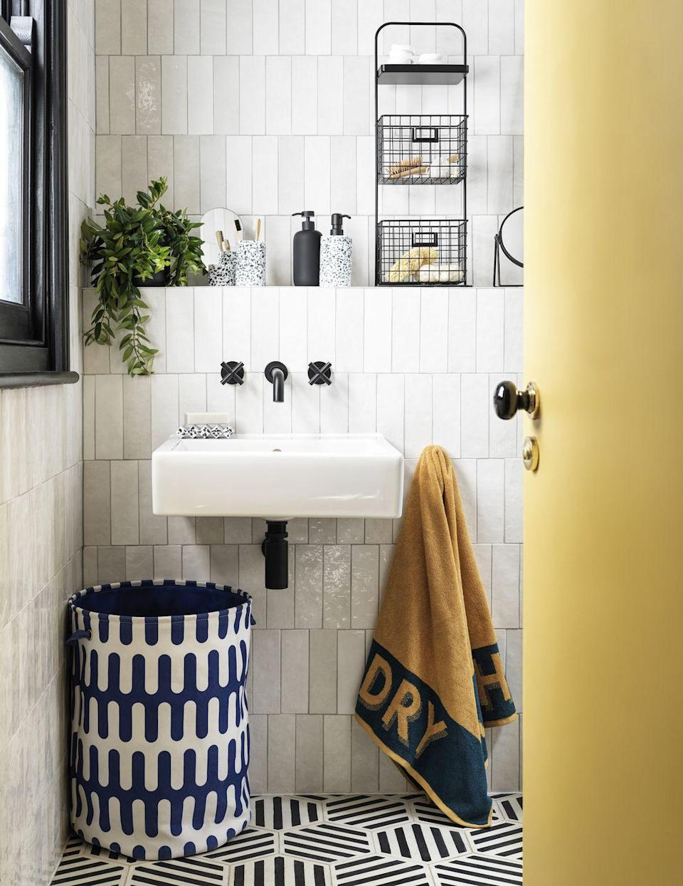 <p>Whether you're on the hunt for new towels, a laundry basket or bathroom storage, Habitat's must-have range is the place to shop. A simple way to spruce up your space without breaking the bank, we've got a long list of things to buy...</p>