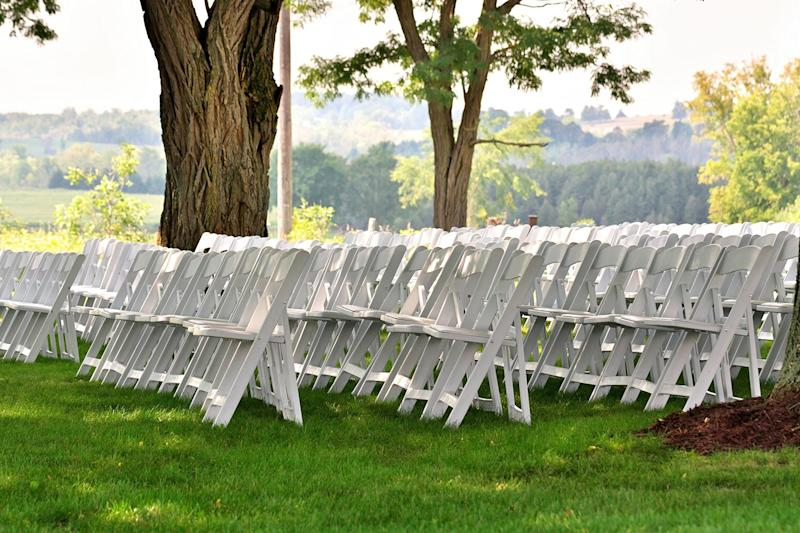 Wedding reception outbreak shows virus is 'lurking'
