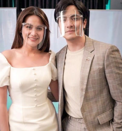 Bea Alonzo and Alden Richards are excited to star in their first movie together