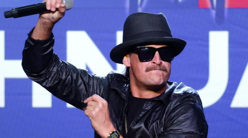 Jimmy Kimmel Pretended Kid Rock Won A Senate Seat And People Freaked Out