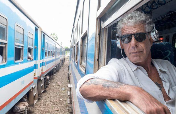 Anthony Bourdain Documentary in the Works From '20 Feet From Stardom' Director Morgan Neville