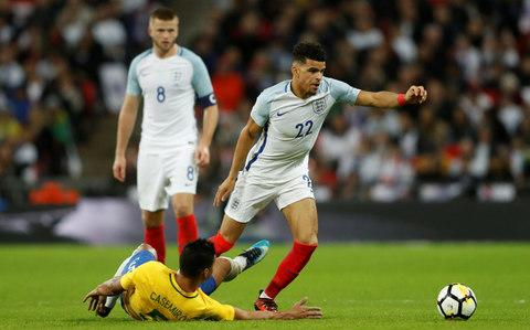 Dominic Solanke - Credit: REUTERS