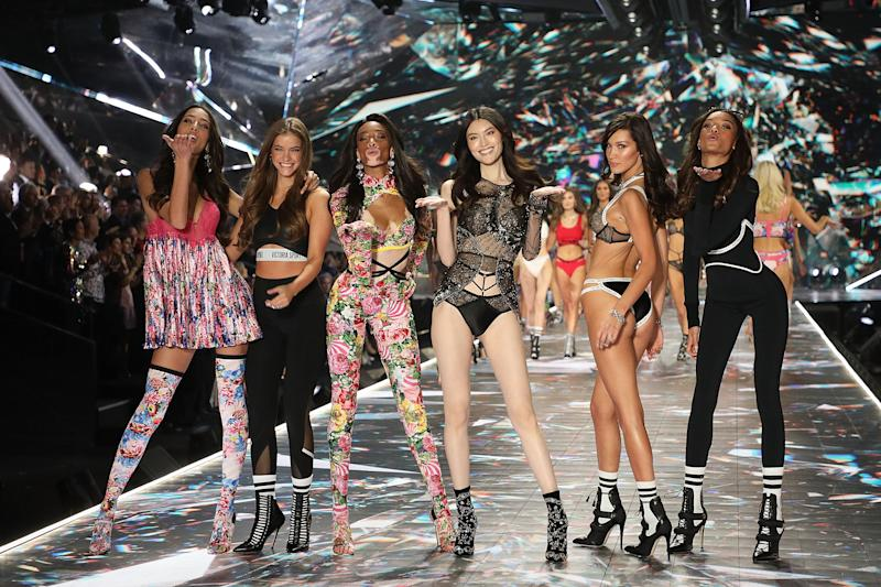 The Victoria's Secret Fashion Show Is Officially Canceled—Goodbye & Good Riddance!