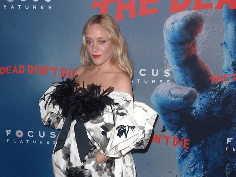Chloe Sevigny distressed by ban on birthing partners in delivery room