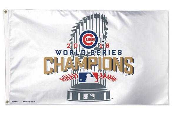 If you're looking to upgrade your W flag, this is definitely the way to go. (MLB.com)