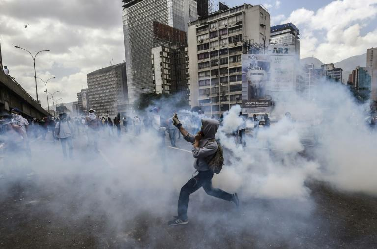 The opposition has vowed to continue protests against Venezuelan President Nicolas Maduro