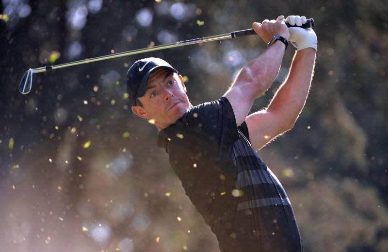 McIlroy shoots 65 for first-round lead in Mexico City