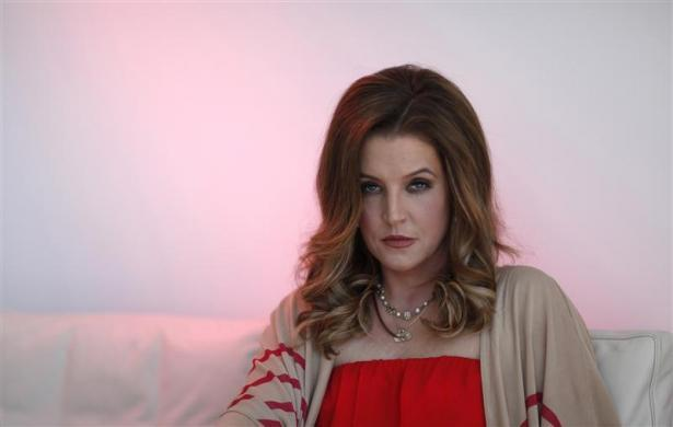 Music recording artist Lisa Marie Presley poses for a portrait in West Hollywood, California May 10, 2012.