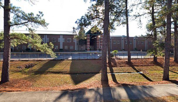 PHOTO: Summerville High School in Summerville, S.C., is pictured in an image from Google Maps Street View captured in December 2018. (Google Maps Street View)