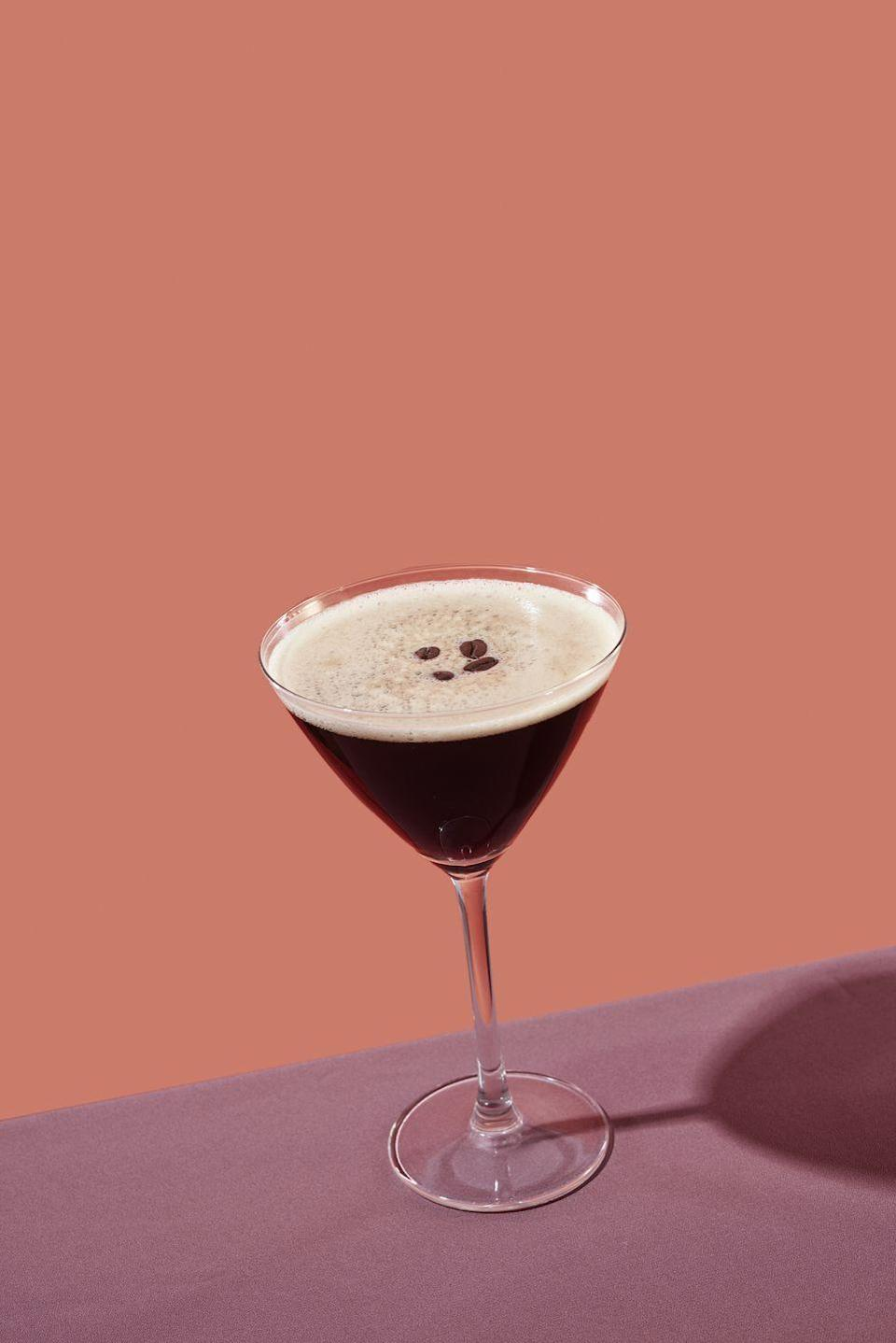 "<p>A deliciously smooth combination of caffeine, alcohol and sugar, <a href=""https://www.delish.com/uk/cocktails-drinks/a30977801/espresso-martini/"" rel=""nofollow noopener"" target=""_blank"" data-ylk=""slk:Espresso Martinis"" class=""link rapid-noclick-resp"">Espresso Martinis</a> are not for the fainthearted. Relatively new to the scene - created in the 1980s and made popular in even more recent years - if this is your cocktail of choice you are likely an intense individual who gives 100% to everything you do. Espresso Martini drinks have a 'work hard, play hard' attitude and are happy to take the lead in both professional and social situations.</p>"