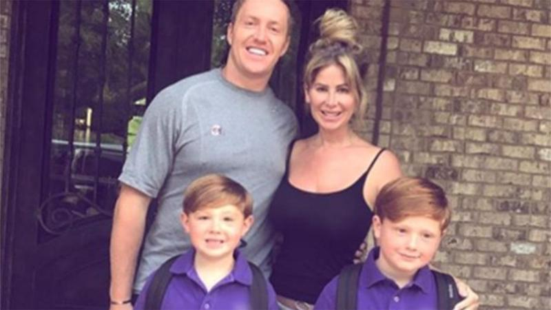 Kim Zolciak Shares Pic of Son Kash Kissing Their Dog That Bit Him Ahead of Emotional 'Don't Be Tardy' Episode