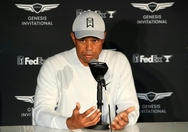 Tiger Woods confirms he has been approached by organisers of the proposed Premier Golf League