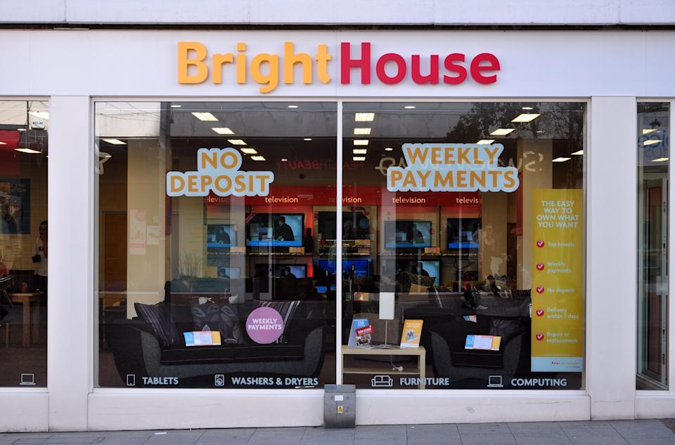 Hundreds of thousands of customers will receive refunds from BrightHouse (Rex features)