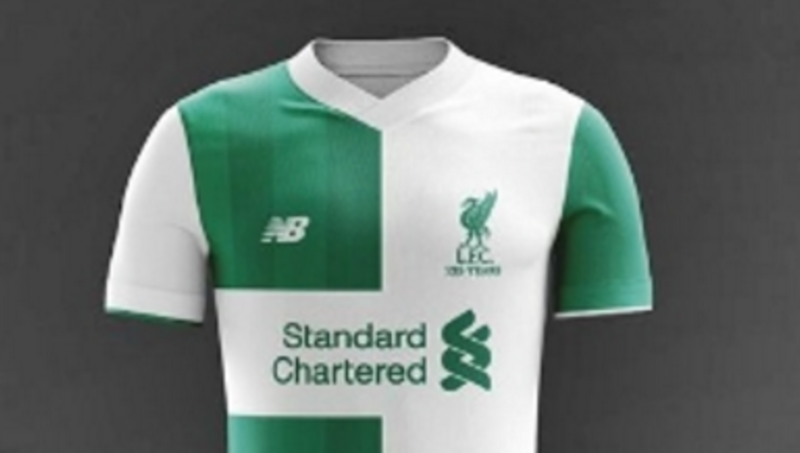 new styles d8762 e36b3 LEAKED: New images appear to show all 3 of Liverpool's kits ...
