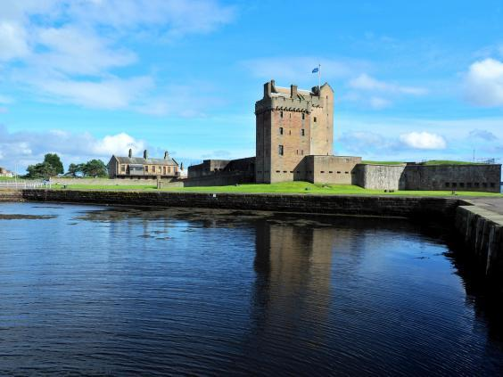 Swing by Broughty Castle on a trip to Broughty Ferry (Getty)