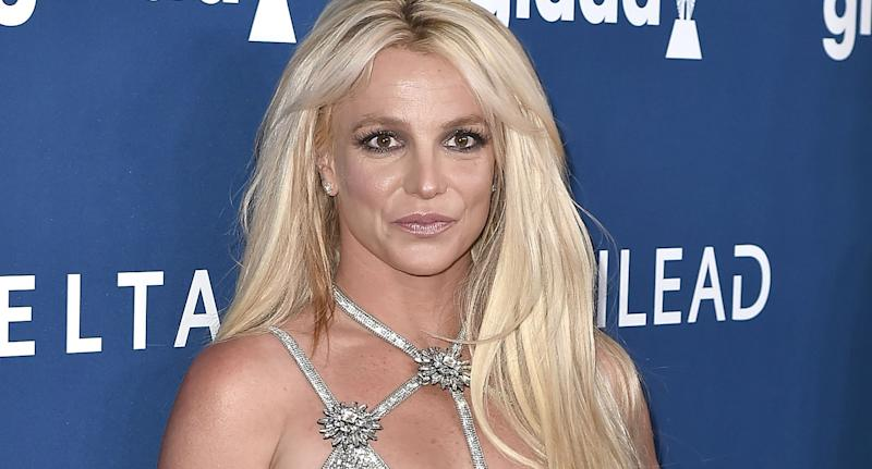 Britney Spears (Photo by David Crotty/Patrick McMullan via Getty Images)
