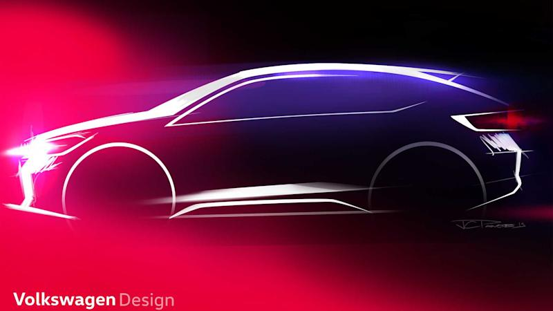 VW New Urban Coupe - Teaser