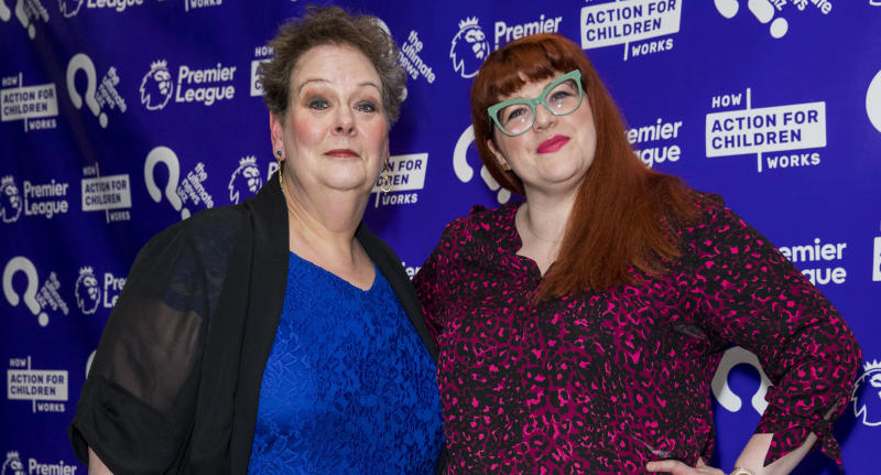 Anne Hegerty and Jenny Ryan have played for the same quiz team. (Photo by Tristan Fewings/Getty Images)