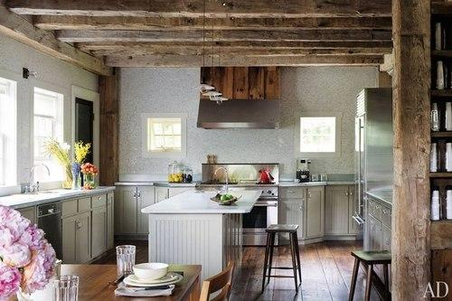 Rustic Kitchens To Drool Over