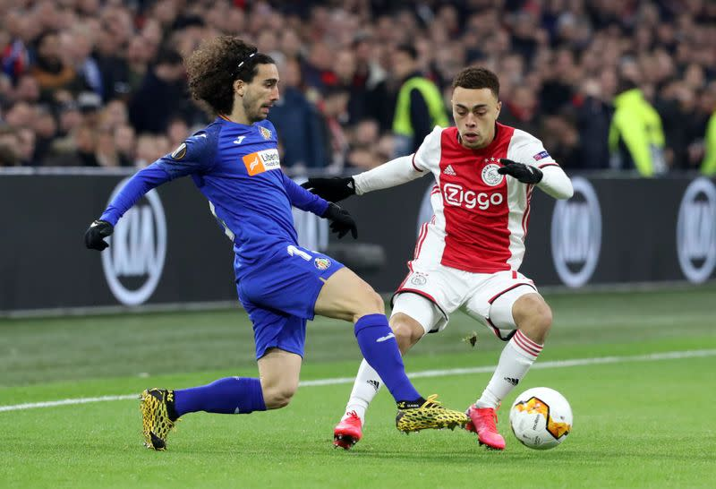 Dest says heart told him to choose Barca over Bayern
