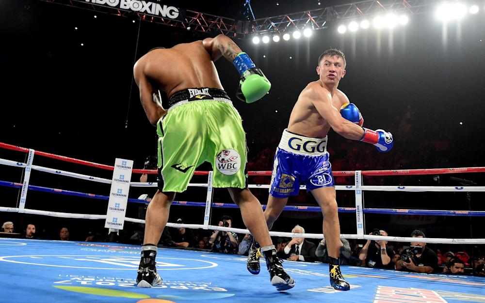 Gennady Golovkin - Credit: Getty Images