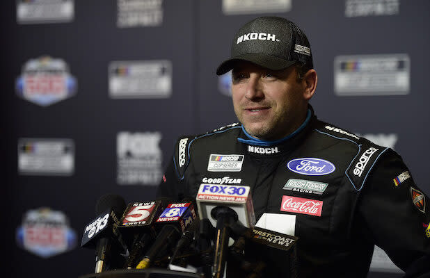 NASCAR Racer Ryan Newman Hospitalized After Fiery Crash at Daytona 500 (Video)