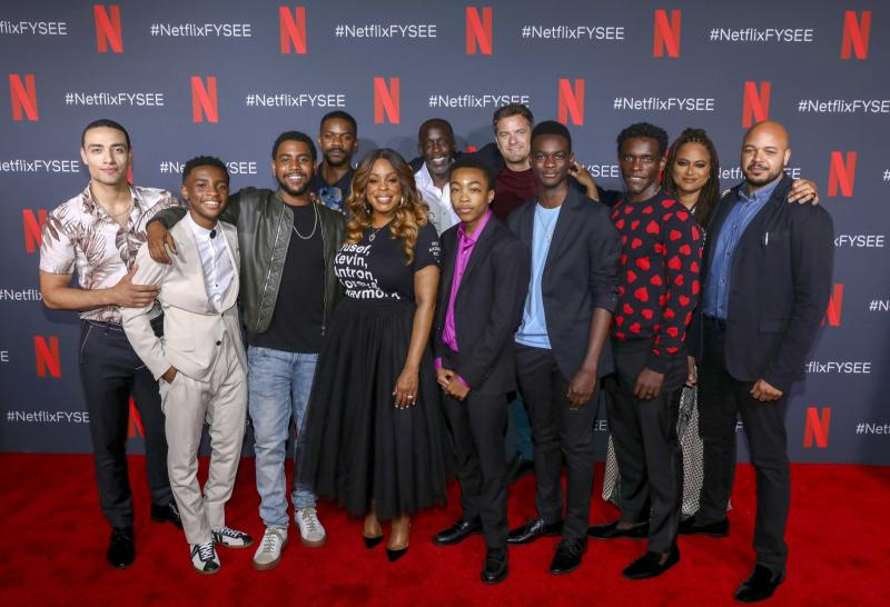 Ava DuVernay's When They See Us has been the most-watched series on Netflix since its premiere